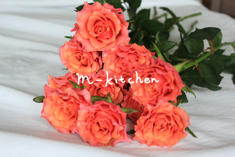 誕生日のバラの花