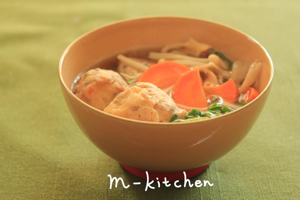 たかきびの具沢山スープ