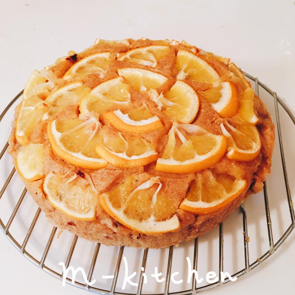 シコクビエの檸檬ケーキ