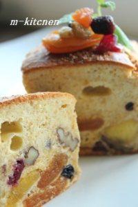 アマランサスパウンドケーキ