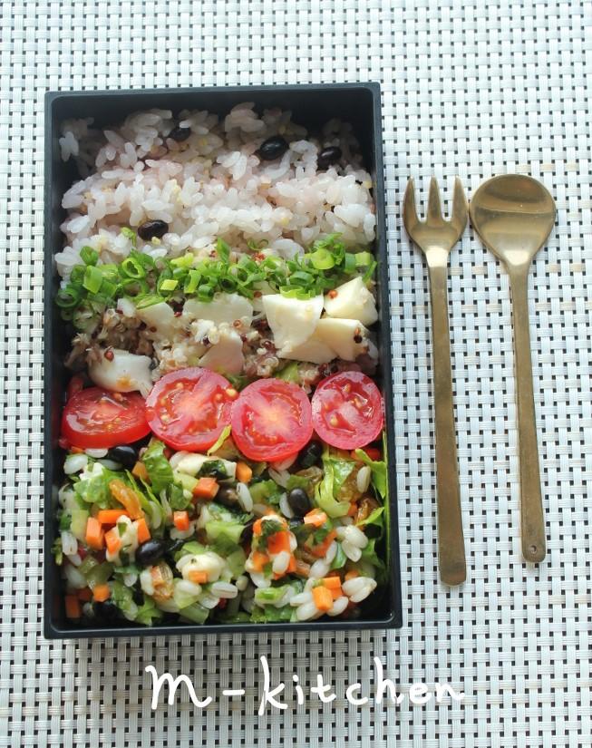お弁当 10月2017野菜 teisei(2)