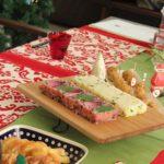 クリスマスの食卓