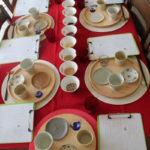 上野先生食卓