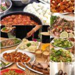 15周年イベント料理