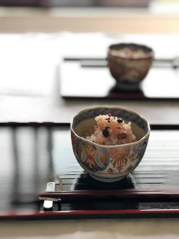 令和元年 お赤飯