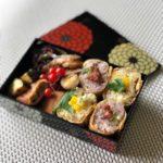 カラフルいなり寿司 お弁当