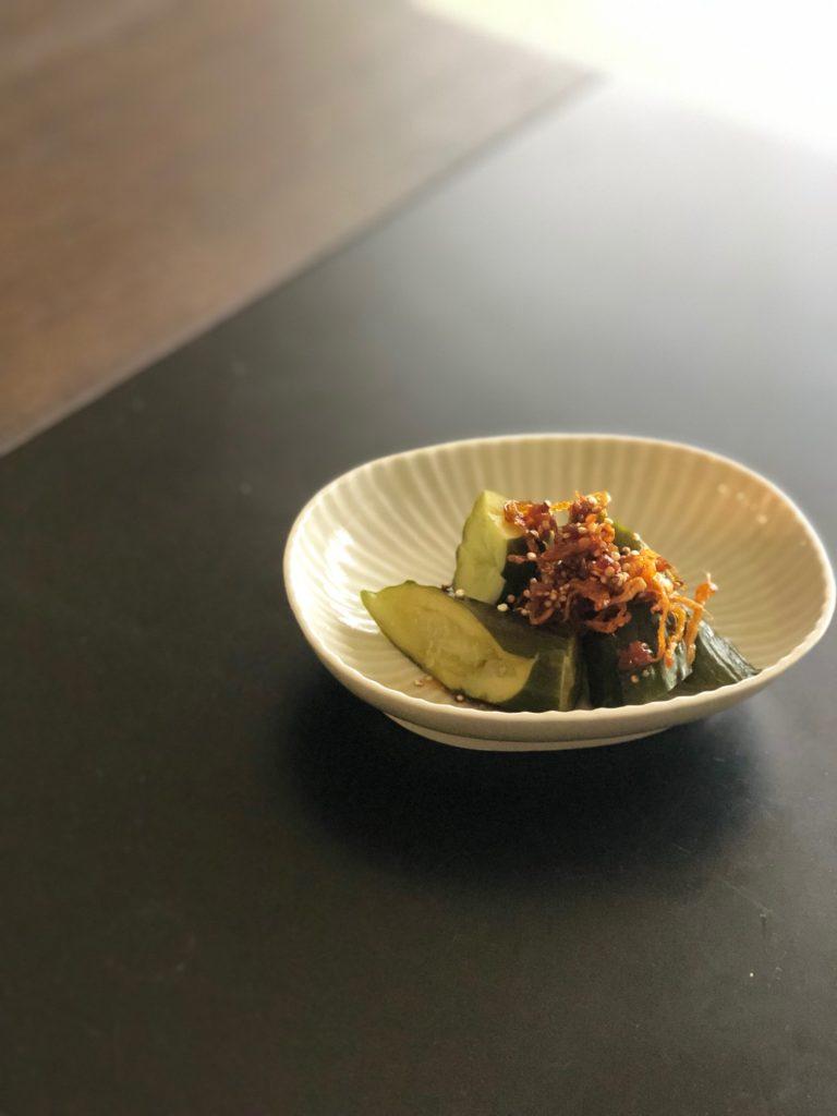 食べるキヌアラー油