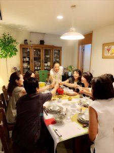 雑穀とエスニック料理を楽しむ会1