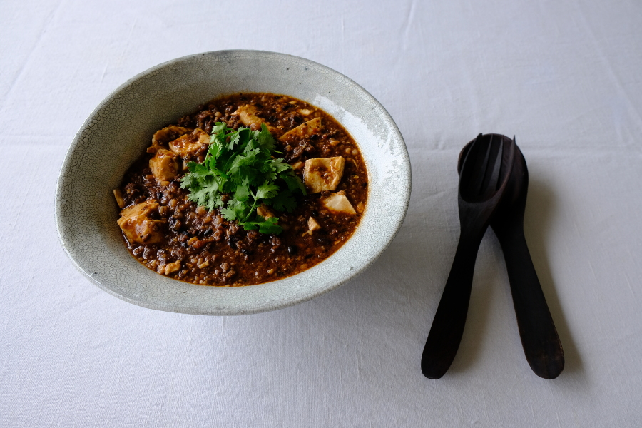 ヘルシーエイジングミレット麻婆豆腐
