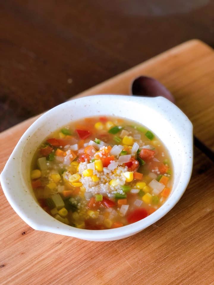 もちあわのスープ